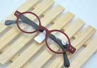 women's men's Retro Round Presbyopic Acetate Reading Glasses With Rivet 10pcs Lot Free Shipping +1.00,+1.50,+2.00, +2.50,,+3.00,+3.50,+4.00