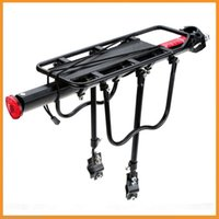 Wholesale Bike Roof Rack - Wholesale-Top Quality Bicycle Racks Aluminum Alloy Bicycle Luggage Carrier MTB Bicycle Mountain Bike Road Bike Rear Rack Install Component