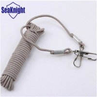 Wholesale Meters Telescopic Fishing - Fishing Line Rope 6 Meters Telescopic Handing Off the Anti-Fish Escape Fishing Supplies Tackle 2015 New