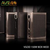 Wholesale Box Tricks - VGOD Pro 150 Box Mod 150w Mech Mode BOX Big Out Put fit Dual 18650 Battery Can Matching with Trick Tank Pro