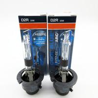 Wholesale D2r Xenon Hid Bulbs - Osram D2R 35W Car Auto for HID Xenon Replacement Headlight Lamp Bulb 4300K 5500K from alisy