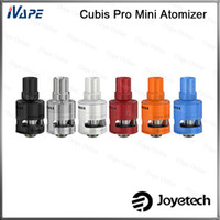 Wholesale Detachable Tanks - 100% Original Joyetech Cubis Pro Mini Atomizer 2ml Top Airflow & Filling Joyetech Cubis Pro Mini Tank With Detachable and Washable Structure