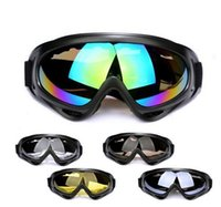 Goggles-Cool Motocross ATV Dirt Bike Off Road Racing Goggles Lunettes de moto Surfing Airsoft Paintball Livraison gratuite