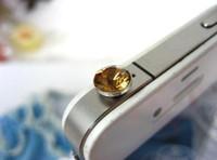 противопылевые телефонные наушники оптовых-Универсальный разъем для наушников разъем анти-пыли штепсельная вилка 3,5 мм для защиты смартфона