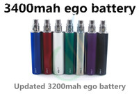 spider t - Top quality ego t battery mah huge capacity mAh prior mah EVOD spider battery vision spin e cig cigarette vapor mods DHL