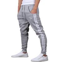 Wholesale Boys Sweatpants - Wholesale-2016 New Fashion Brand Mens Joggers Harem Pants Casual Men Boys Jogger Pant Male Sweatpants Trousers Plus Size 3XL