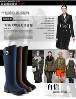Wholesale Quality Wellington Boots - Wellington boots South Korea fashion boots Europe and the United States and Russia popular boots Quality assurance Exempt postage