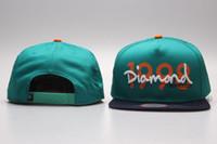 Wholesale Dodger Hats - 35 Colors Wholesale Los Angeles Fitted Caps Embroidery Baseball Cap Flat-Brim Hat Dodger Team Size Baseball Caps snapback hat custom skate