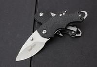 Wholesale Kershaw Survival Knives - Kershaw 3800 Camping Survival Folding Knife Gift Knife Outdoor Tools OEM 1pcs sample freeshipping