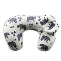 Wholesale Baby Shaping Pillow - Baby Breastfeeding Pillow Boppy Pillow Crawling Cojin De Lactancia Multifunctional U Shaped Baby Maternity Nursing Pillow
