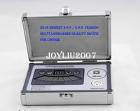 Wholesale Breast Products - 2018 new health analyzer device more than 25 languages version Amway products promotional Tools,comparative 48 reports function dhl free