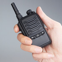 Wholesale Kenwood Transceivers - Super Mini Walky Talkie Ham Radios Utility Model Handheld Two Way Radios 3RB 400-480MHz ICOM HYT YAESU KENWOOD Quality Transceiver