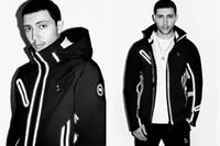 Wholesale Ovo Jacket - Free shipping Fall OVO windrunner Men Women Canada sportswear high quality waterproof fabric Men sports Goose jacket Fashion zipper hoodie