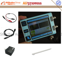 Wholesale Dds Generators - Wholesale-Color LCD touch screen DDS Signal Generator Arbitrary waveform generator Function generator 80MSa s 10MHz New English version