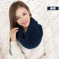 Cheap Ring scarf Best Fashion Plain scarves
