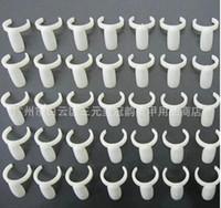Wholesale Plastic Pop Display - Wholesale-200pcs lot Polish UV Gel Color Pops Display Nail Art Ring Style Nail Tips False NaiL