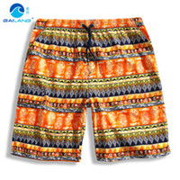 Atacado-Men Beach Shorts Marca Rapid Dry Swimwear Men Shorts Sport Cargo Plus Tamanho XXXL Mens Shorts Surf Boardshorts Casual 2016 Novo