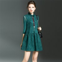 Wholesale New Trumpets For Sale - 2017 New Women Casual Dresses Sexy Womens Clothing Bodycon Autumn Casual Dresses for Women Hot Sale