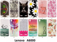 Wholesale chinese phones lenovo for sale - Group buy Soft TPU IMD Phone Case for Lenovo A6010 Plus A6000 for Lenovo Lemon K3 K30 T Cover Skin quot K A