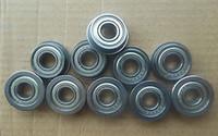 Wholesale Flange Ball Bearings - Wholesale- 10Pcs F678 F678ZZ Shielded Model Flange Bearing 8 x 12 x 3.5mm