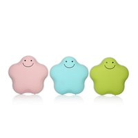 Wholesale Hand Warmer Power Bank - ABS Material Electric Recharge Mini Hand Warmer & Power Bank lucky star 3600mA portable mobile charger hand warmer