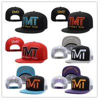 Wholesale White Baseball Caps Cheap - Newest Fashion Wholesale-Full black the team money Snapback caps hiphop adjustable hat men & women classic baseball Hats Cheap