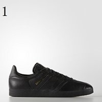 Wholesale Vintage Suede Shoes - Top Quality 2017 Men Women Casual Suede Gazelle Vintage city og Lightweight Walking Hiking Shoes size Eur36-44