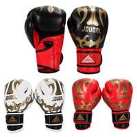 Wholesale Training Boxeo - New MMA Boxing Gloves Men Women Sandbag Taekwondo Muay Thai Fight Boxe De Luva Training Sports Equipments guantes de boxeo