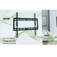 """Wholesale Screen Plasma Tv - Cold-rolled Steel HDTV Wall Mount for 32"""" ~ 60"""" Screen LCD LED Plasma TV Flat Screen Bracket TV Flat Panel Fixed Mount"""
