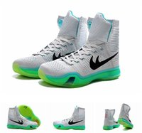 Wholesale Elevate Shoes - 2015 New Kobe 10 X Elite High Elevate KB 10 Men Basketball Shoes Sport Sneakers Trainers Shoes Athletics Boots