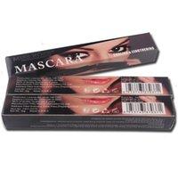 Wholesale Mascara 4d - 2017 MISS ROSE New triangle head 4D Curled Lashes Black Mascara Waterproof Thick Curling Eyelash Lengtheing Eye Professional Makeup Mascara