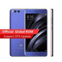 Wholesale Tablet Xiaomi - Original Xiaomi Mi6 Mi 6 Mobile phone 6GB RAM 128GB ROM Snapdragon 835 Octa Core 5.15'' tablet NFC 1920x1080 DualCameras Android 7.1 OS