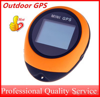 Mini GPS Empfänger Navigation Tracker Handheld Tracking Location Finder USB mit Kompass für Outdoor Travel kostenlos shippping OUT041