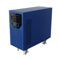 Wholesale Grid Tie Controller - Grid-tie Pure Sine Wave Inverter Charger 4KW 5KVA 24V 48V DC to 120V 230VAC Combined 40A  60A MPPT Solar Charge Controller