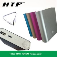 Wholesale External Battery For S4 - high capacity power bank iphone Power charger quality 10400 USB PowerBank Xiaomi power bank External Battery Chargers for iPhone6 Samsung S4