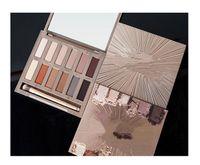 Wholesale Ultimate Size - Pre sale NEW ! HOT Makeup ULTIMATE BASICS Lidschatten matte Farben Matte Eye Shadow 12 Color Palette DHL free shipping