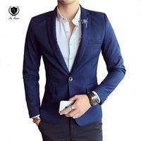 New England Style Mans Business Blazer Designs Hochzeitsmantel Single Breasted Verdickung Mann Anzüge Luxus Casual mans formale Jacken