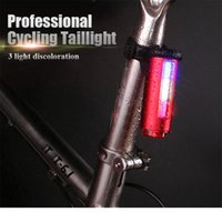 Wholesale Post Lead - WHEEL UP Bike Light USB Rechargeable 360° Safety Seat Post Tail-light 7 Modes COB Lamp Beads LED Bicycle Light 2505104