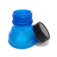Wholesale test cooling - Wholesale- 6Pcs Lot New Tops Snap On Pop Soda Can Bottle Caps For Cool Fizz Coke Drink Lid Cap Reuse AL3264