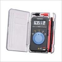 tipo multimetro al por mayor-¡100% hecho en Japón! Hioki 3244-60 Card HiTester Multímetro digital 3244-60 tipo de tarjeta