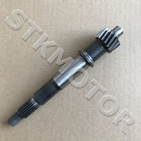 Wholesale Gearbox Drive - Wholesale- GY6 125CC 150CC 4 stroke 152QMI 157QMJ Gearbox Drive Shaft Scooter Moped ATV Go Kart Parts
