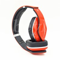 Wholesale Head Phone Mobile White - SKY-001 Wireless Head-earphone High Quality 4.0 Bluetooth Connected TF Card Support Colorful Earphone For Mobile Phone and Tablet PC