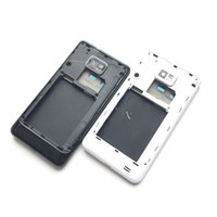 Wholesale Housing For Galaxy S2 - Brand New S2 i9100 active Middle Frame Bezel Backplate Housing Case Cover Replacement Parts For Samsung Galaxy S2 i9100