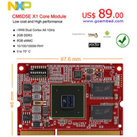 Wholesale Embedded Module - Imx6 Dual X1 Core Module Embedded Board Android Linux I.MX6D cortexA9 board embedded POS car medical industrial
