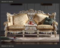 Europäischen Stil Wohnzimmer Möbel Großhandel Rokoko Stil Klassisches  Wohnzimmer Möbel European Classic Sofa