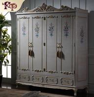 muebles antiguos clsicos barrocos cama italiano dormitorio muebles lujo tallada a mano wardrboe