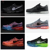 Wholesale Outdoor Fabric Material - Wholesale 2014 Mens Max Sport shoe For 100% Quality Fashion Sport Sneakers Material Training Athletic Walking Sneakers Eur 40-45 Free Shipp