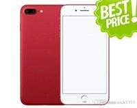 "Wholesale Iphones Mobile Phones - 2018 Goophone i7 Plus Octa Core 2GB RAM 16GB ROM 5.5"" IPS 1920*1080 13.0MP Camera GPS mobile phone"