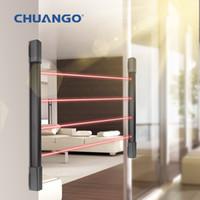 seguridad chuango al por mayor-LS111- Envío gratis Chuango 4-beam Sensores IR AID-420 para Chuango sistema de alarma de alarma antirrobo de seguridad en el hogar