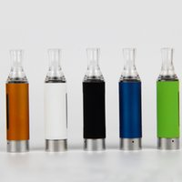 Wholesale Evod Cartomizer Dhl Free Shipping - MT3 Clearomizer eVod BCC MT3 Atomizer 2.4ml Electronic Cigarette Cartomizer tank for EGO Series E-Cigarette dhl free shipping
